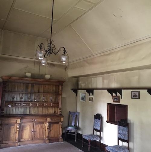 Dining room Warrock Homestead