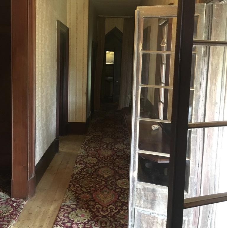 Hallway Warrock homestead